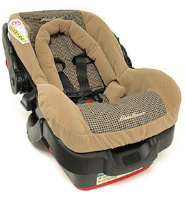 NJ Limousine Rental Children Car Seat Booster Infant Seats